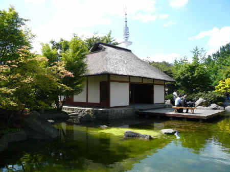 Fotos Bilder Japanischer Garten Hamburg Planten Un Blomen