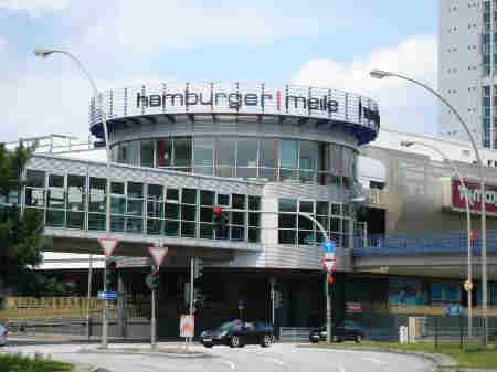 Bilder Fotos Ekz Einkaufszentrum Hamburger Meile Hamburg