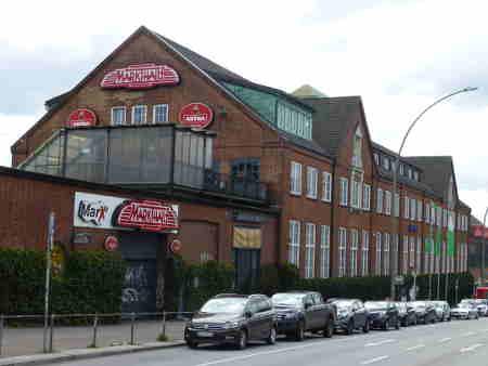 Bilder fotos markthalle marx hamburg for Marx hamburg