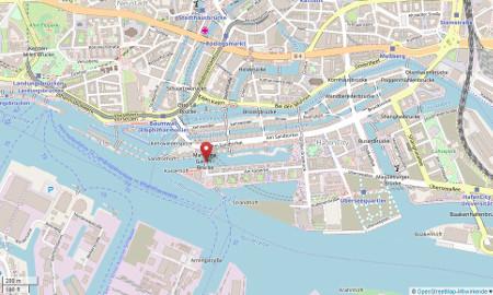 hafencity hamburg karte Adresse, Stadtplan Museumshafen Hafencity Hamburg